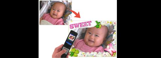 顔認識システムの画像